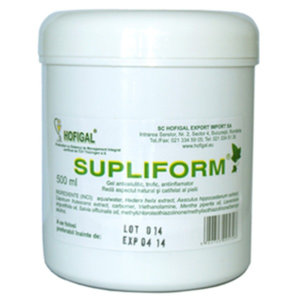 SUPLIFORM GEL 500ML