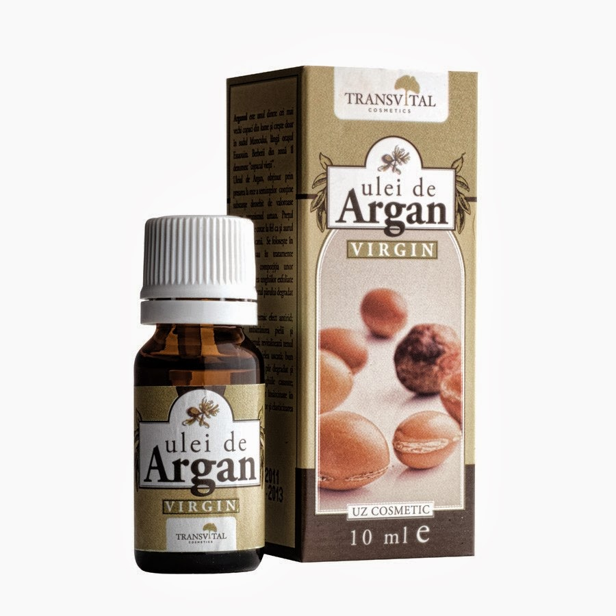ULEI ARGAN VIRGIN 10ML