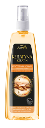 BALSAM SPRAY PAR CU KERATINA FARA CLATIRE 150ML