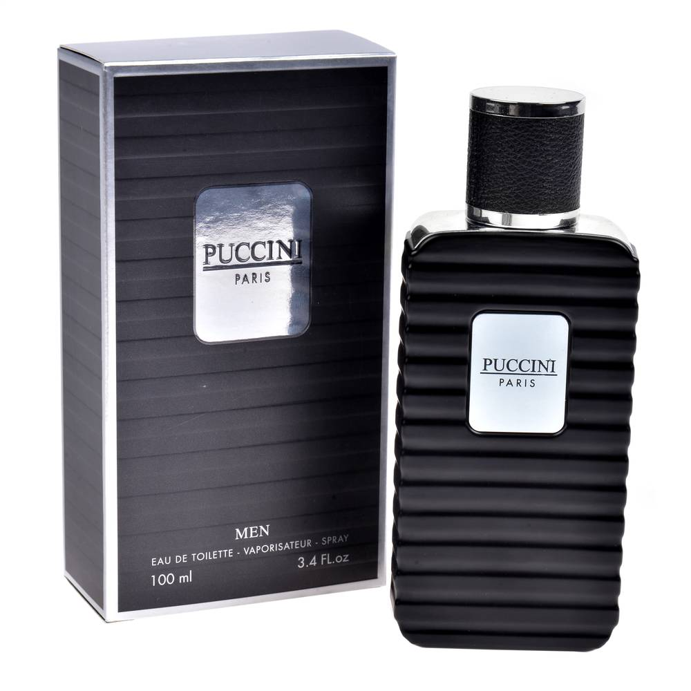 PUCCINI BLACK MEN 100ML