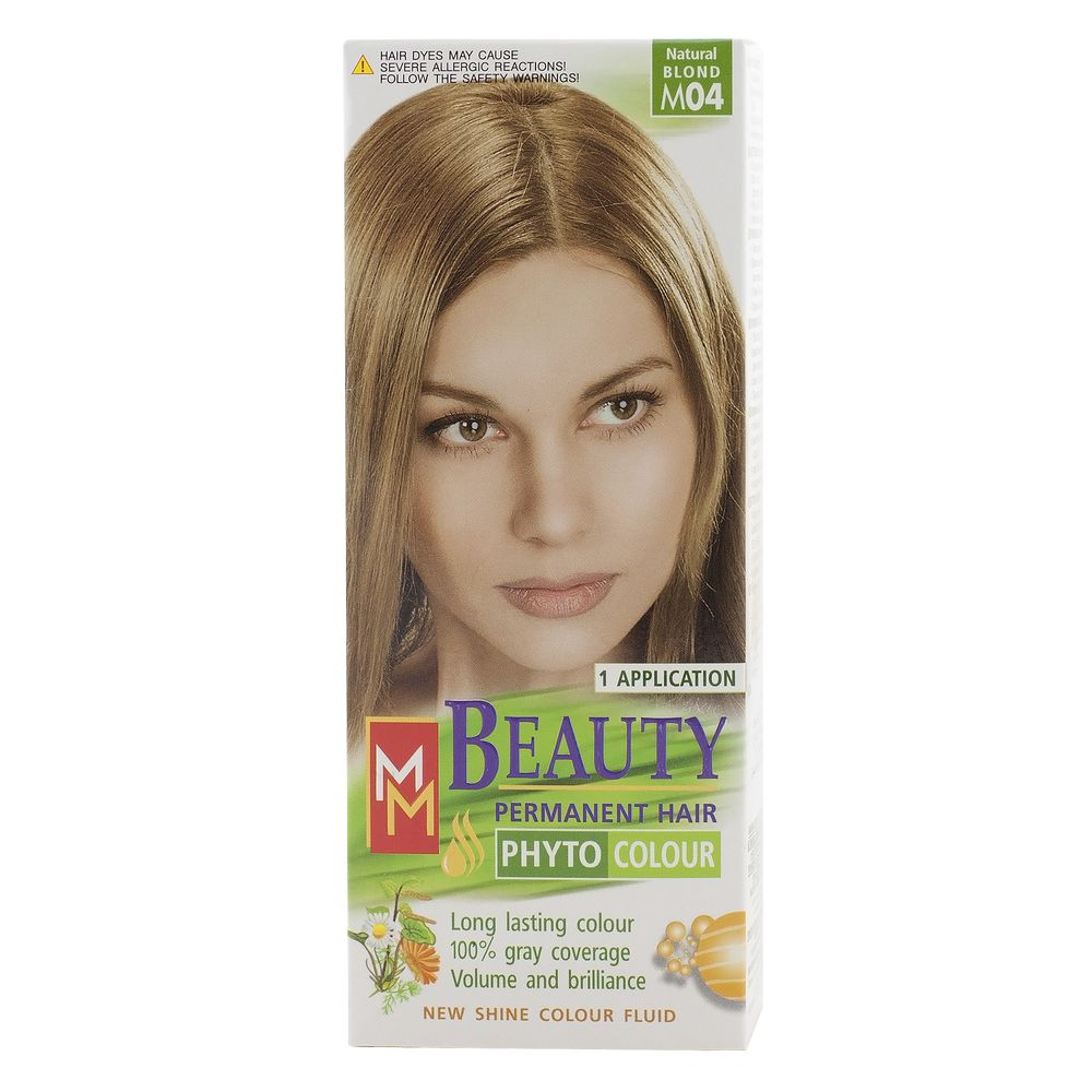 MM BEAUTY VOPSEA PAR M04 BLOND NATURAL