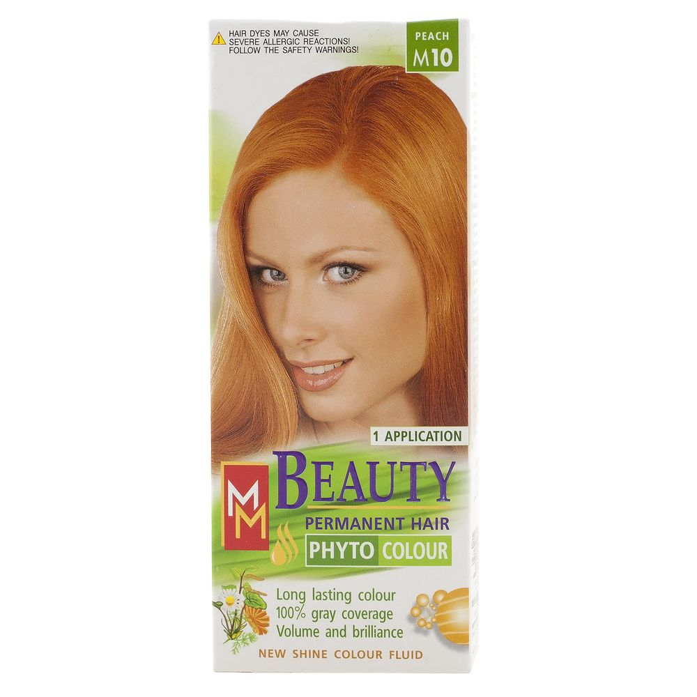MM BEAUTY VOPSEA PAR M10 BLOND PIERSICA