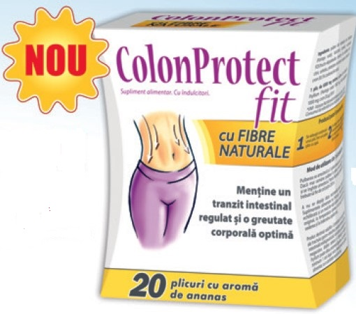 ZDROVIT COLONPROTECT FIT X20 PLICURI