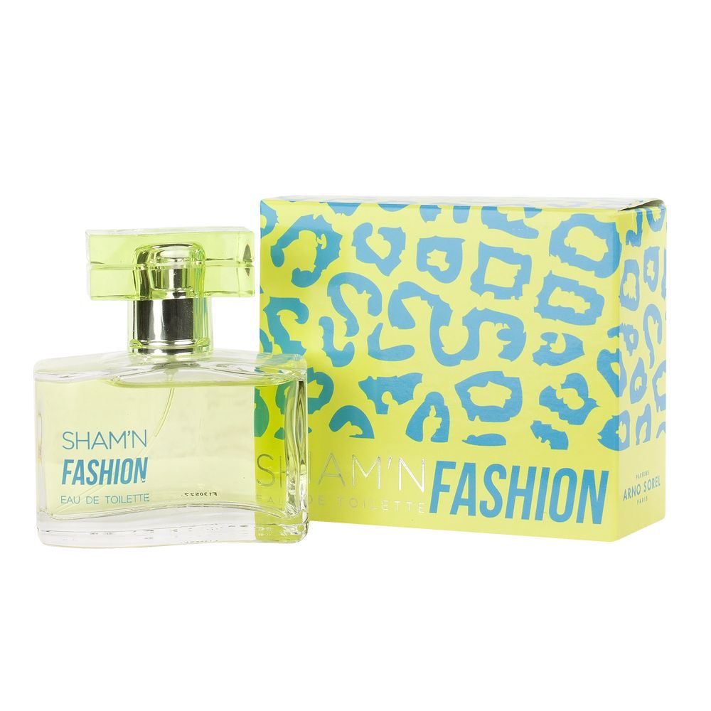 PARFUM SHAM'N FASHION WOMAN 50ML