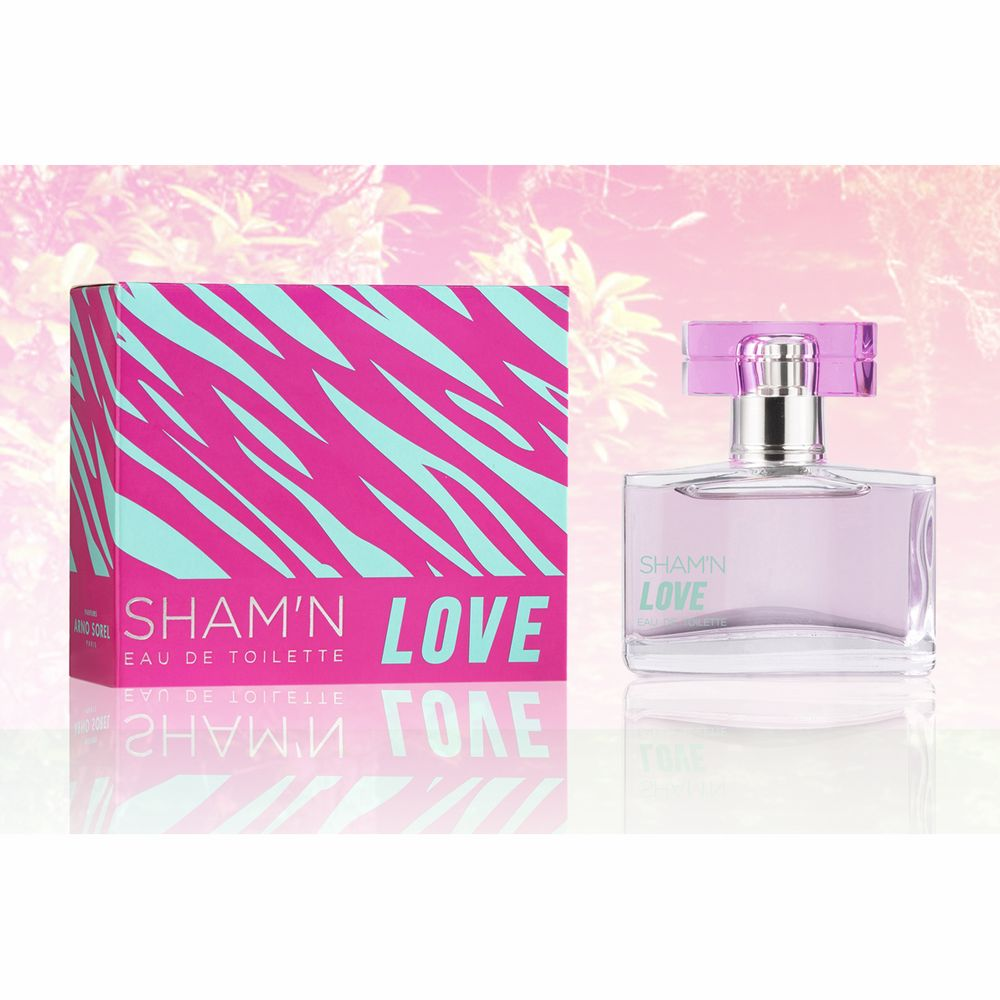 PARFUM SHAM'N LOVE WOMAN 50ML