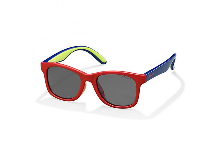 OCHELARI POLAROID19 PLD 8001/S T21 48 Y2 KIDS 3-8 RED BLUE UNISEX