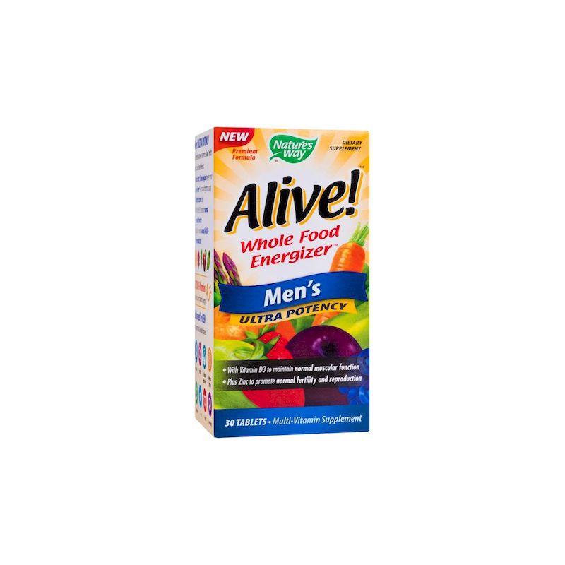 Alive Men's Ultra