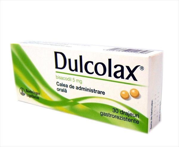 Imagini pentru pastile dulcolax